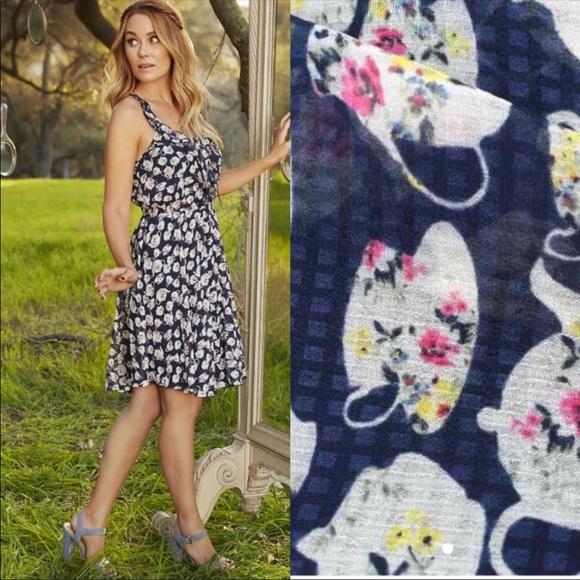 80de245fda0 LC Lauren Conrad Dresses   Skirts - LC Lauren Conrad Disney collection  teacup sundress